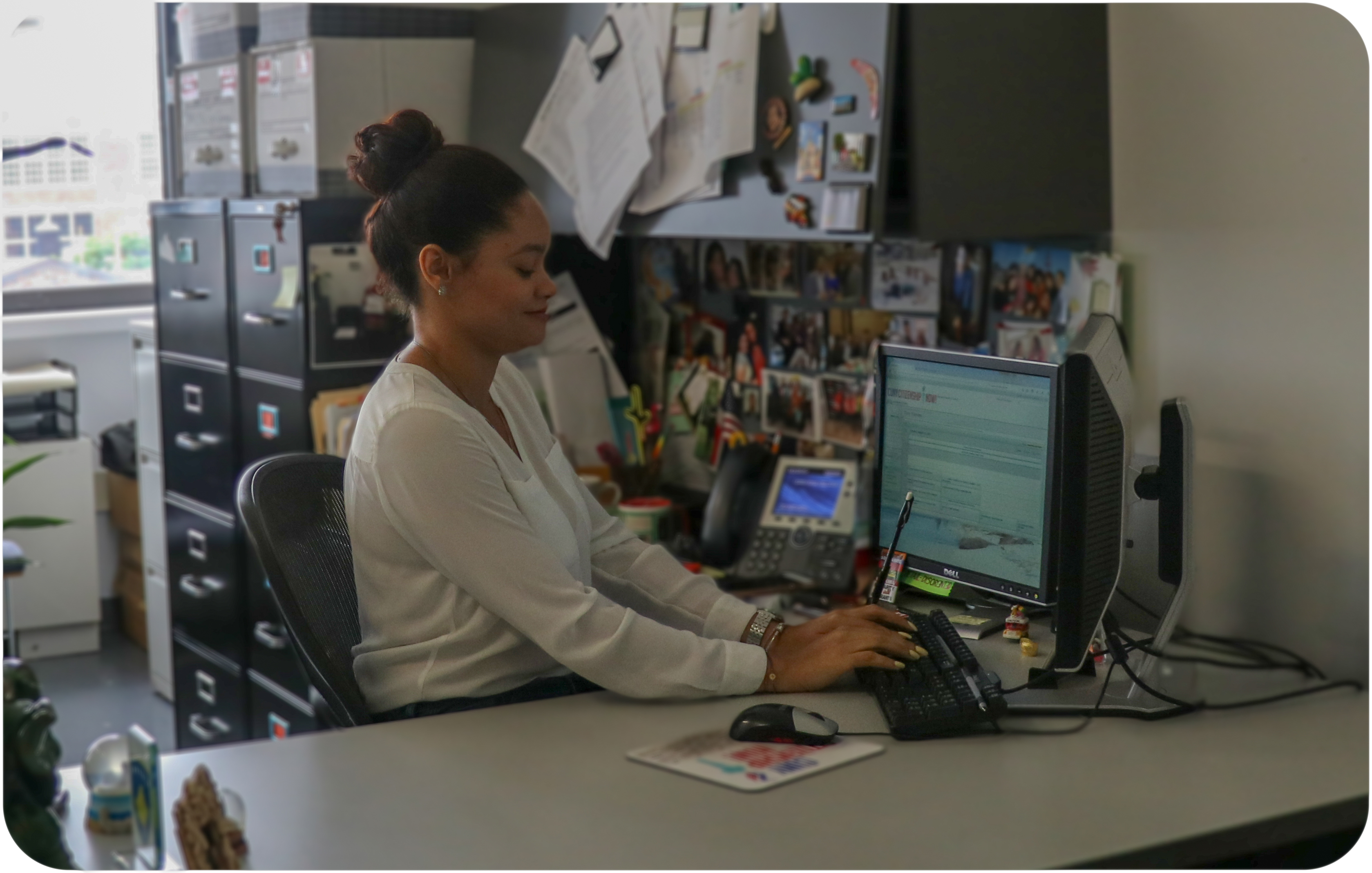 Paralegal At Our CUNY XPress Office