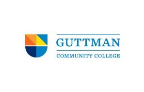 Guttman Community College Logo