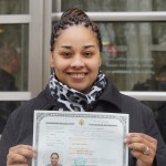 Magella Phillip, CUNY/Daily News Citizenship NOW! Call-In Participant