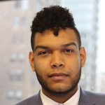 Photo of CUNY Citizenship Now's Volunteer Engagement Coordinator Luis Paulino