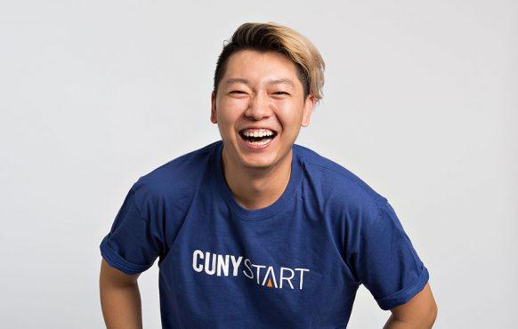 Zhi Li CUNY Start alumni