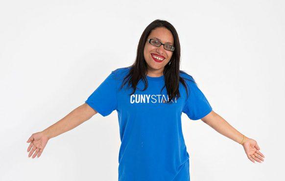 CUNYStart Alumni Amanda Montanez