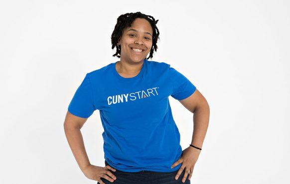 CUNYStart Alumni Justine Figueroa