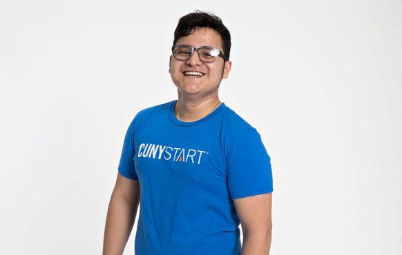 CUNYStart Alumni Miguel Alvarez