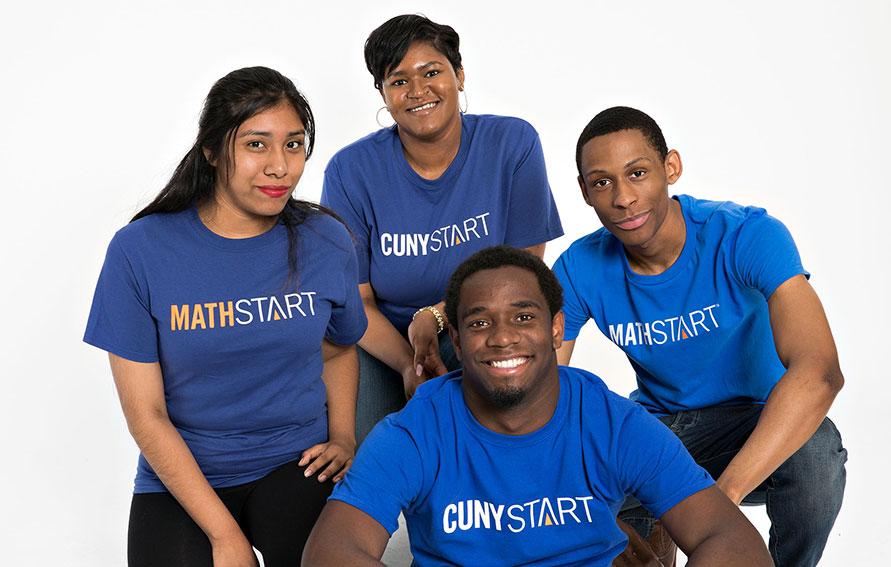 CUNY Start and Math Start Alumnus
