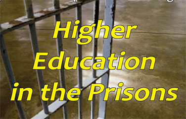 prison door opening, higher education in the prisons