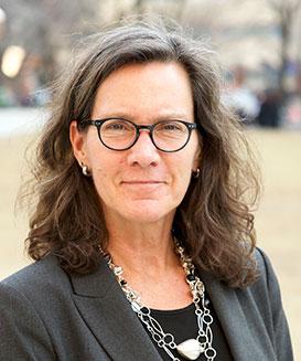 Dr. Karrin Wilks, BMCC CUNY