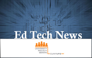 Ed Tech News and UFS logo