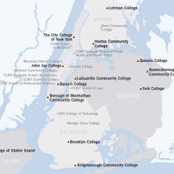 CDI Map