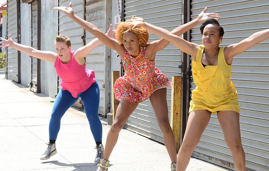 Sydnie L. Mosley Dances