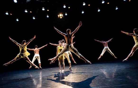 Dusan Tynek Dance Theatre_by Ian Douglas