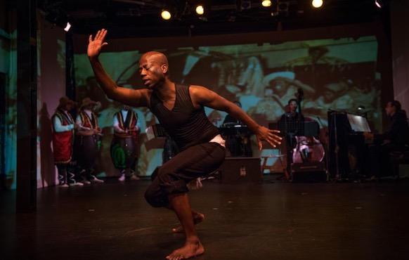Sekou McMiller Dance Company