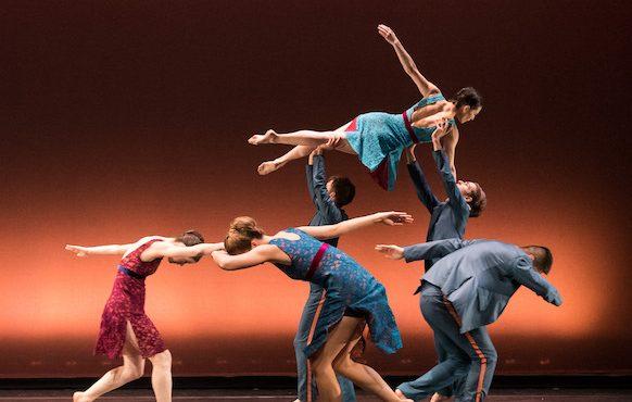 Dusan Tynek Dance Theatre by Ian Douglas
