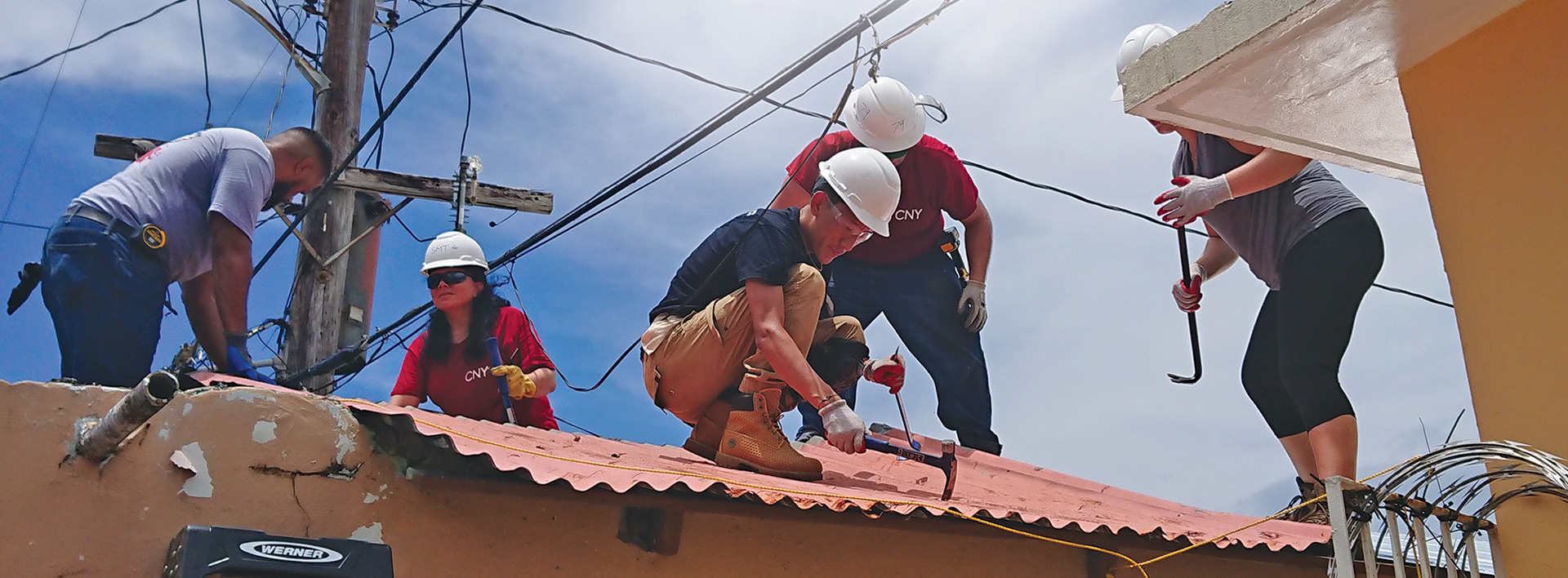 Puerto Rico: Giving Enriches the Lives of CUNY Students