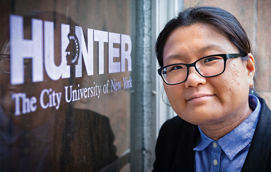 Jin Young Seo, Hunter College