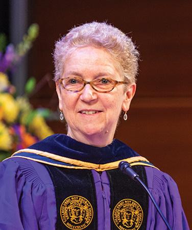 Dean Sarah Bartlett, CUNY Graduate School of Journalism