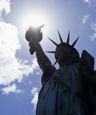 Statue of Liberty - Solar