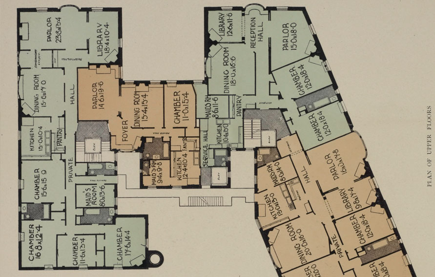 Nycha apartment floor plans for Apartment floor plans new york city