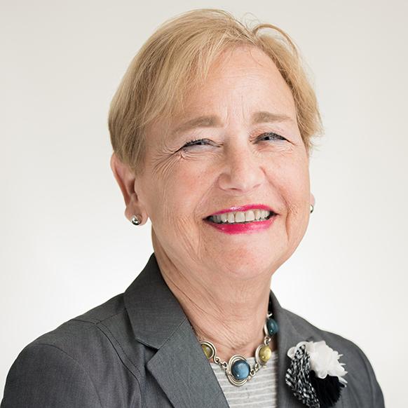 Portrait of KCC Professor Jacqueline Scerbinski